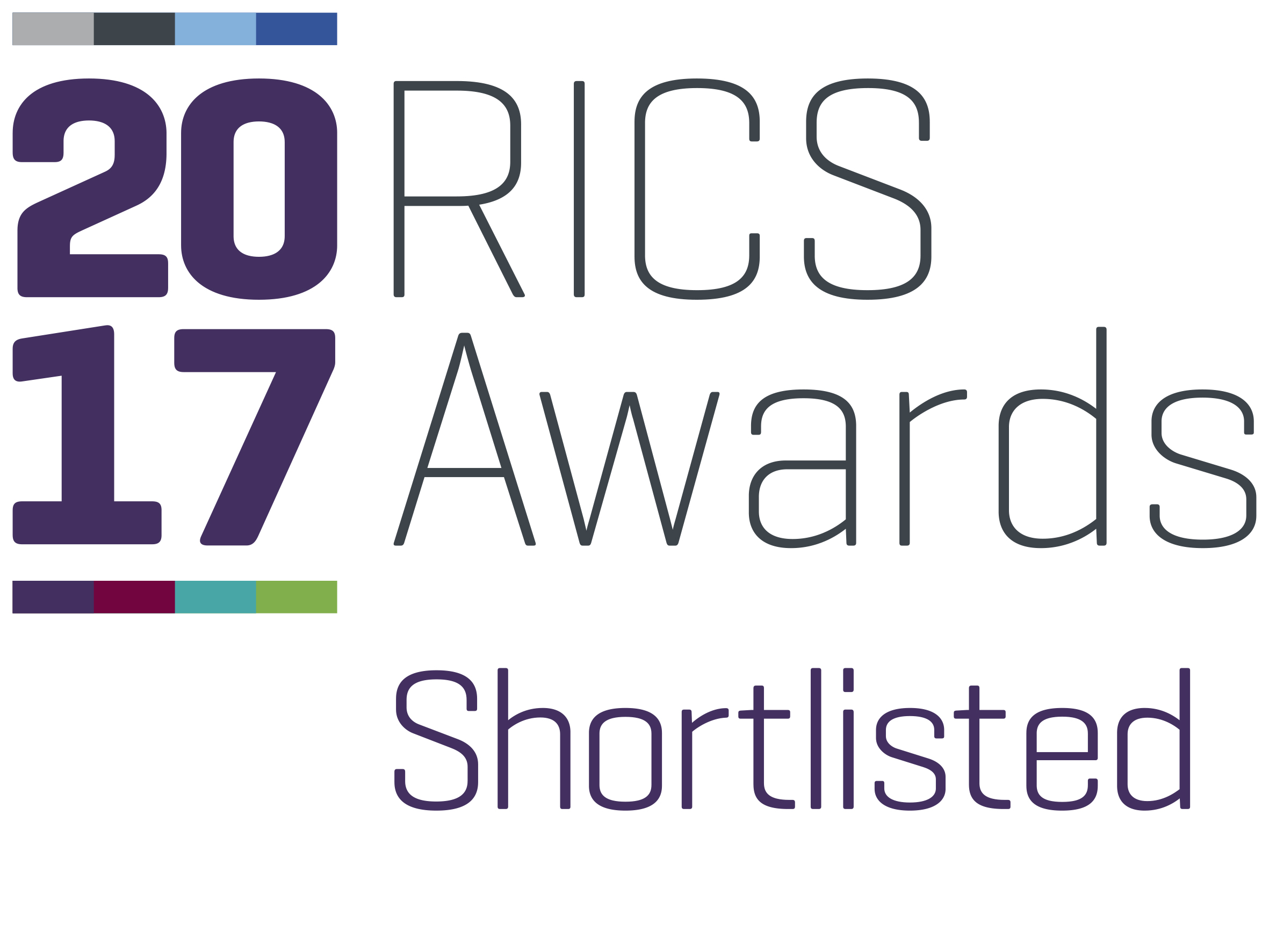 Container City™ building shortlisted for RICS Award 2017